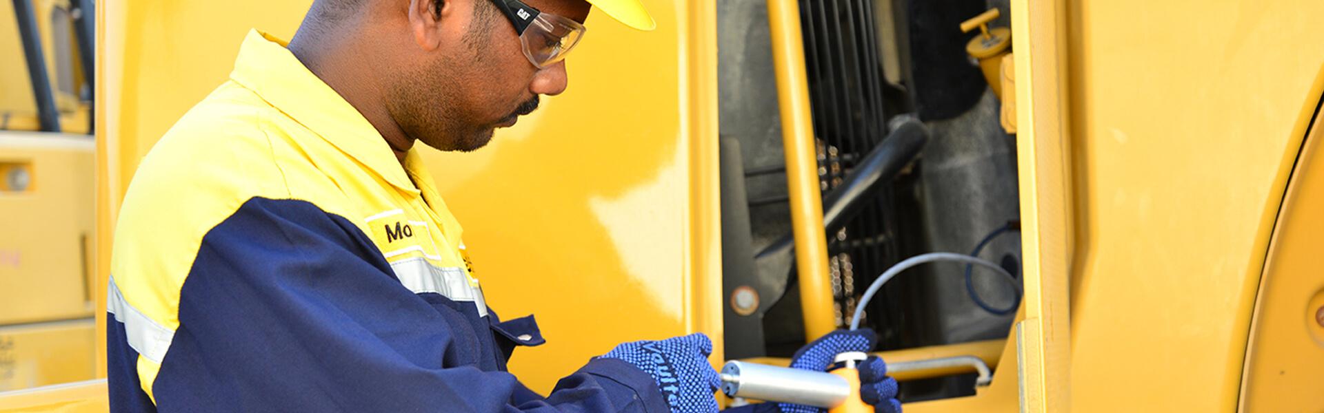 Equipment Services-Al Bahar SEM