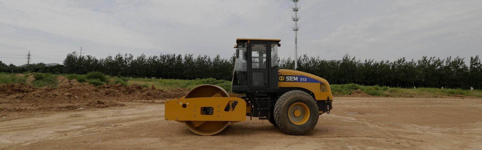 SEM Soil Compactor 512