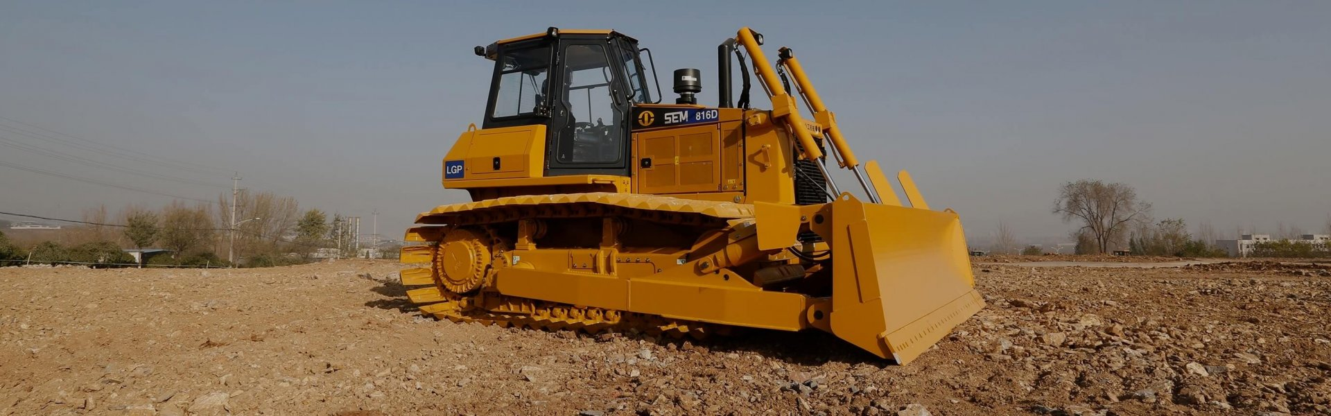 SEM Bulldozer OR Track Type Tractor 816