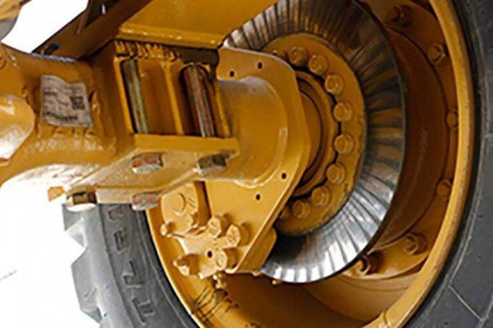 sem wheel loader 636d bottom view