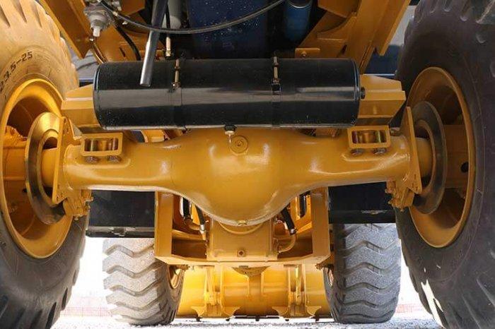 sem wheel loader 655d bottom view